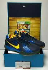 Kevin Durant Signed Nike Zoom KD III EA Sports Promo Sample Basketball Shoes PSA