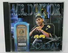 MR. DOCTOR – BOMBAY CD ALBUM BLACK MARKET RECORDS 1999