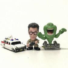 "2016 SoldierStory Ghostbusters Egon Vehicle and Slimer 1.6"" Mini figure Kids Toy"