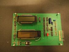 415952-1 Tokheim MMD money, volume display board