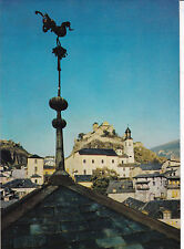 Eglise de Valere Sion Switzerland Postcard Unused VGC