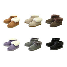 2018 Premium Wool UGG Unisex Classic Ankle Short Slipper/Scuff