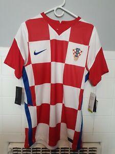 croatia jersey 2020 home jersey Size small