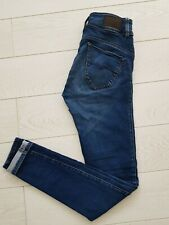 Ladies Salsa Secret Push In  Slim Jeans Dark Blue W30 L32/  hole on one side!!!