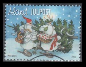 Aland Scott No. 310 Christmas 2010, Off Paper