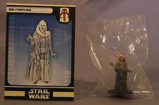 Star Wars Miniatures Bib Fortuna with Card