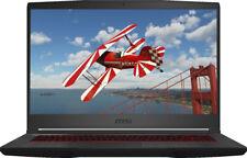 "NEW MSI GF65 Gaming 15.6"" FHD 120Hz i7-10750H NVIDIA GTX 1660Ti 8GB 512GB SSD"