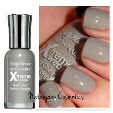 Sally Hansen Hard As Nails Xtreme Wear Nail Colour Polish 11 8 Ml 460 Wet Cement