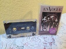 EN VOGUE FUNKY DIVAS CASSETTE TAPE (1992) R&B POP MUSIC GROUP