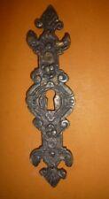 Schlüsselschild / Schlüsselblende Messing geg. S45-2001