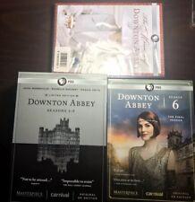 Downton Abbey The Complete Series Season 1,2,3,4,5,6 + Bonus DVD