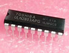 High Voltage High Current Darlington Arrays DIL-18 DIP ... ULN2803APG ... 2x
