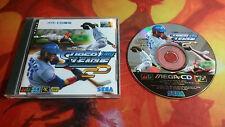 SUPER LEAGUE CD MEGA CD MEGADRIVE CD ENVÍO 24/48H