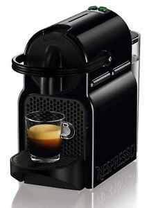 DeLonghi Nespresso Cafetera automática 19 bares maquina de café con 18 capsulas