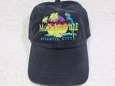 JIMMY BUFFETT baseball cap Margaritaville ATLANTIC CITY NAVY BLUE NEW FREE SHIP