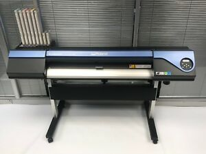 Roland Versacamm VS-420 Eco Solvent Printer Cutter Sign Making Print Cut Mimaki*