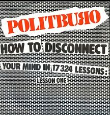 7inch POLITBURO how to disconnect FRANCE 1981 EX+ SKA