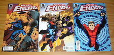 Never Ending #1-3 VF/NM complete series - super hero cursed with immortality set