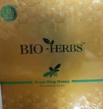 Bioherbs miel aphrodisïaque 10 sticks AUTHENTIQUE 30 gr