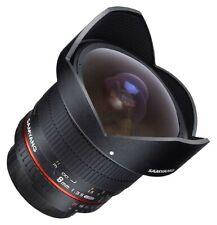 Samyang 8mm f3.5 Asférica Si Mc Ojo de Pez Cs II Objetivo - Canon Ef Para