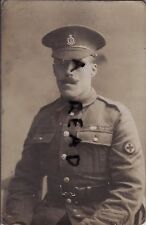 WW1 Soldier L/Cpl Trowers Royal Army Medical Corps Boulogne Sur Mer France