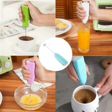 Handheld Electric Egg Beater Milk Frother Bubbler Coffee Blender Kitchen Tools