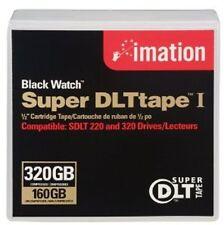 5 x Imation Super DLT 16260 Data Tape Cartridge Drive 160/320GB SDLT 220