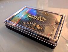 6 Pack Zig Zag King Size Cigarette Rolling Papers, Case included