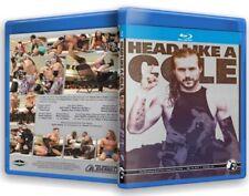 Pro Wrestling Guerrilla: Head Like a Cole BLURAY PWG Adam Cole Trent? Rey Fenix