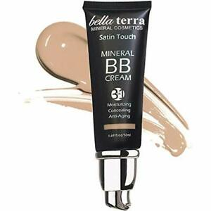 Bella Terra Bb Cream Fair to Dark Skin Enhancer with SPF 21 UV Protection