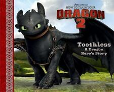 Toothless: A Dragon Hero's Story (How to Train Your Dragon 2)-ExLibrary
