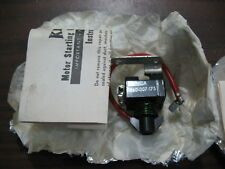 New Klixon H5A 9660-007-175 Motor Starting Relay