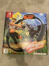 Ring Fit Adventure Nintendo Switch BRAND NEW SEALED Same Day Shipping