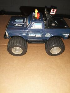 Vintage 1983 Playskool Bigfoot Battery Operated Monster Truck with Key