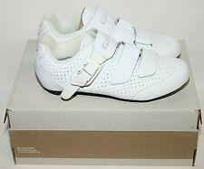 New Giro Espada E70 Womens Road Cycling Shoe White EC70 Carbon Buckle EU 37/US 6