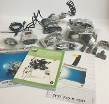 Lego Mindstorms NXT 2.0 Parts and Guides