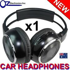 UNIVERSAL Infrared Wireless IR Headphones for CAR DVD PLAYERS - Perfect for Kids