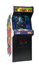 "Replicade X Centipede 12"" Mini Arcade Machine 1/6 Scale Wood Cabinet Atari"