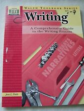 Walch Toolbook Series Writing ISBN# 0825138574