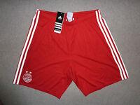 """size:XL (34""""-36"""") Aberdeen FC Football Shorts 2016/17 Adidas Soccer Jersey Dons"""