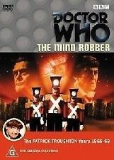 Doctor Who: The Mind Robber - David Maloney NEW R4 DVD