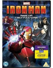 Iron Man - Rise Of Technovore (DVD, 2013)