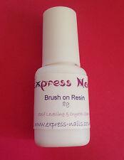 8g Brush On Nail Resin Glue For Tip Application All Systems UK Seller