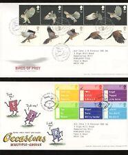 Gb 2003 Año Completo Set Ilustrado Primer Día Tema plantea + Hojas... 14 cubre
