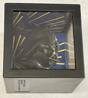 Vtg Star Wars Holographic Cube Darth Vader & Yoda 1996 Applause Tenyo Lucasfilm