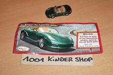 KINDER DC065 DC 65 PORSCHE BOXSTER + BPZ (D)