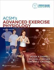 ACSM's Advanced Exercise Physiology by American College of Sports Medicine