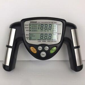 Omron Fat Loss BMI Monitor HBF-306CN (HBF-306-Z5) Tested Excellent Condition