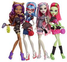 Monster High Ghouls night out multi-pack coleccionista muñeca raramente bbr96