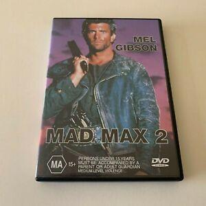 Mad Max 2 - Mel Gibson - PAL DVD Region 4